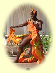 Jamaican Dancer