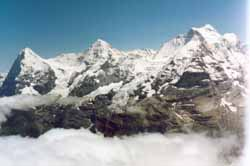 Eiger,Monch and Jungfrau